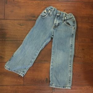 Wrangler boys Retro Relaxed Boot Jeans 3T Slim